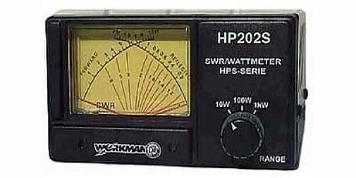 Radio Dr  | Workman HP202S CrossNeedle 1000 Watt SWR/Watt