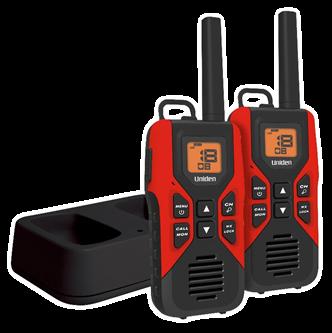 Radio Dr  | Midland MXT400 GMRS/FRS MicroMobile 2 Way Radio